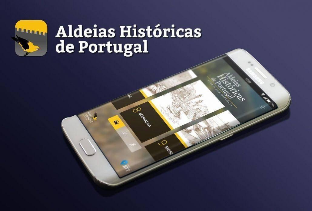 Aldeias Históricas de Portugal - Aplicação Móvel